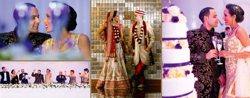 REAL WEDDING: Dipali & Sanjay's wedding at Hilton T5
