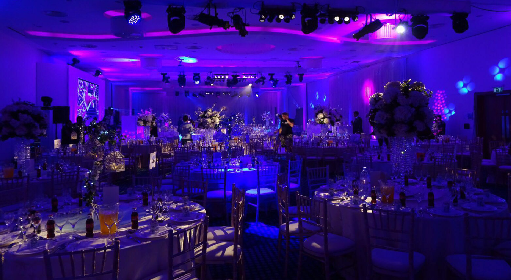 Featured wedding at Hilton T5