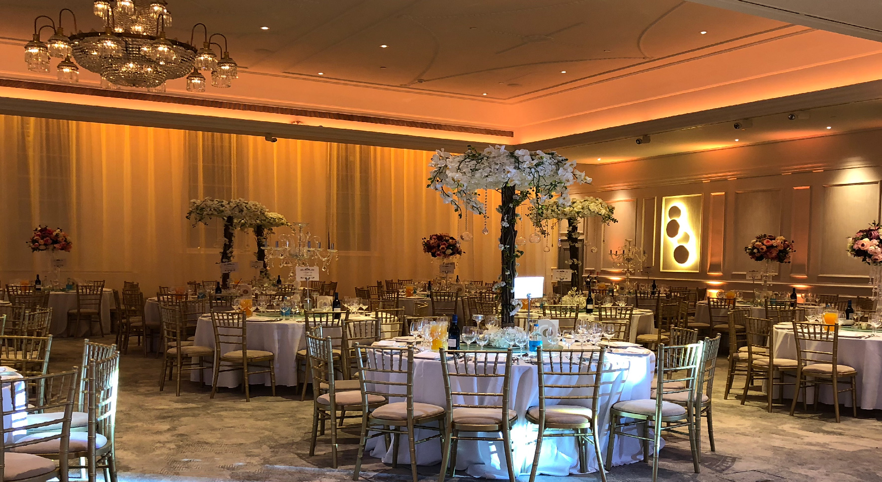 Featured Venue at London Marriott