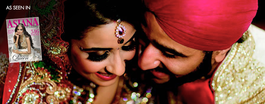 REAL WEDDING: Harpal & Dipa's wedding at Hilton T5