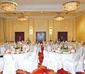 Croydon hilton wedding